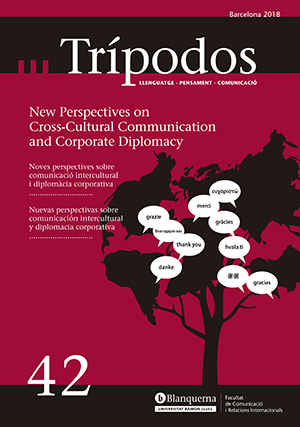 View No. 42 (2018): New Perspectives on Cross-Cultural Communication and Corporate Diplomacy