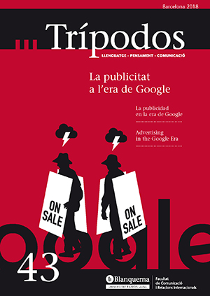 View No. 43 (2018): Advertising in the Google Era