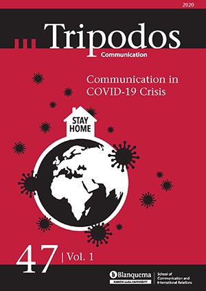 View Vol. 1 No. 47 (2020): Communication in COVID-19 Crisis