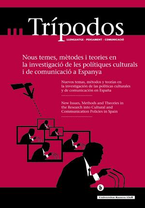 View No. 32 (2013): Nous temes, mètodes i teories en la investigació de les polítiques culturals i de comunicació a Espanya