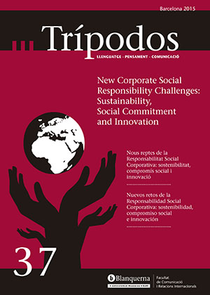 View No. 37 (2015): New Corporate Social Responsibility Challenges: Sustainability, Social Commitment and Innovation